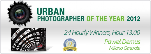 Urban Photographer of the Year 2012, 24 Hourly Winners, Hour 13.00